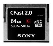 Sony CFast 64GB R530 W510 (CAT-G64-R)