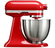 KitchenAid mini-keukenmachine Hot Sauce KitchenAid rood