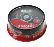 Maxell DVD-R 4x 25pk Spindle