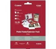 Canon Photo Frame / Calendar Pack pak fotopapier