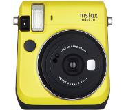 Fujifilm Instax mini 70 62 x 46mm Geel instant print camera