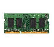 Kingston ValueRAM 4GB DDR3 1333MHz Module geheugenmodule