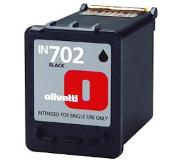 Olivetti High-capacity ink-jet cartridge IN702 Original Zwart