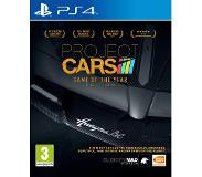 Namco Project CARS Game of the Year Edition PS4