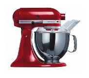 KitchenAid 5KSM150PS rood
