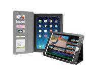 SBS Mobile Book case carbon style iPad Air/2, Carbon Grey