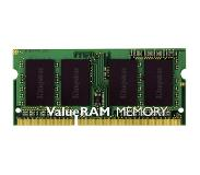 Kingston ValueRAM 4GB DDR3-1600MHz geheugenmodule