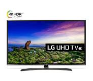 "LG 65UJ634V 65"" 4K Ultra HD Smart TV Wi-Fi Zwart LED TV"