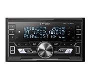 Kenwood DPX-M3100BT 50W Bluetooth Zwart autoradio