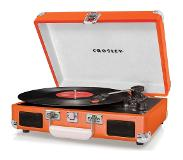 Crosley Cruiser CR8005D-OR retro platenspeler oranje