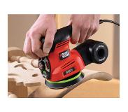 Black & Decker KA280K Schuurmachine 220 W