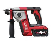Milwaukee M18 BH-402C boorhamer 1300 RPM
