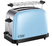 Russell Hobbs Colours Plus+ broodrooster 2 snede(n) Blauw 1670 W