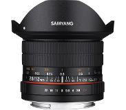 Samyang 12mm F2.8 Fisheye Sony E-Mount
