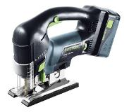 Festool PSBC 420 Li 18 5.2 EB-Set Accu Decoupeerzaag in Systainer 201386