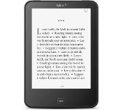 Tolino vision 4 HD e-book reader Touchscreen 8 GB Wi-Fi Zwart