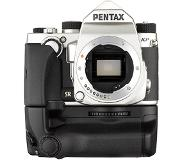 Pentax KP zilver + D-BG 7 Battery Grip