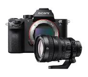 Sony A7S mark II + 28-135mm F/4.0G powerzoom