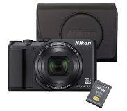 Nikon Coolpix A900 Holiday kit zwart