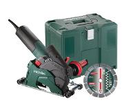 Metabo Haakse slijper W 12-125 HD Set CED Plus