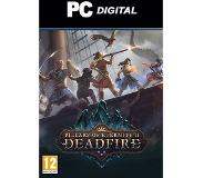 Paradox Interactive Pillars of Eternity 2 - Deadfire UK/FR PC