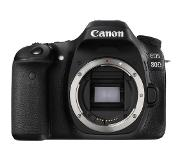 Canon EOS 80D + 18-135mm iS STM SLR camerakit 24.2MP CMOS 6000 x 4000Pixels Zwart