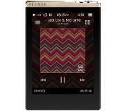 Cowon PLENUE D MP3 32GB Zwart, Goud