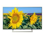 "Sony KD-49XF8096 LED TV 124,5 cm (49"") 4K Ultra HD Smart TV Wi-Fi Zwart"