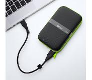 "Silicon Power 4TB Rugged Armor A60 IPX4 waterbestendig/ schokbestendig, 2.5"" USB 3.0 Military Grade Portable Hard Drive"