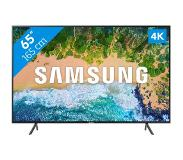 "Samsung Series 7 UE65NU7100W LED TV 165,1 cm (65"") 4K Ultra HD Smart TV Wi-Fi Zwart"
