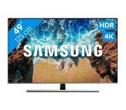 "Samsung Series 8 UE49NU8000LXXN LED TV 124,5 cm (49"") 4K Ultra HD Smart TV Wi-Fi Zwart"