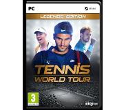 BigBen Interactive Tennis World Tour (Legends Edition) (Code-in-a-box) | PC