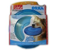 Petstages Orka Flyer - Hondenspeelgoed - 23 cm Assorti