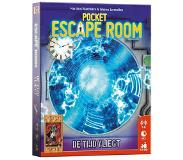 999 Games Pocket Escape Room - De Tijd Vliegt - Kaartspel
