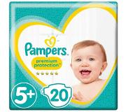 Pampers Premium protection junior plus S5+