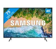 "Samsung Series 7 UE75NU7100 LED TV 190.5 cm (75"") 4K Ultra HD Smart TV Wi-Fi Black"
