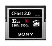 Sony CFast 32GB R530 W510 (CAT-G32-R)