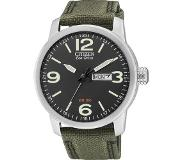 Citizen Horloges Ecodrive Citizen BM8470-11EE horloge Eco-Drive Groen