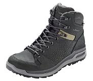 Lowa Wandelschoen Lowa Men Locarno GTX Mid Anthracite-Schoenmaat 42,5 (UK 8.5)