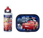 Mepal Lunchset Campus (pop-up drinkfles en lunchbox) - Cars Acrylonitril butadieen styreen (ABS)
