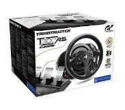 Thrustmaster T300 RS GT Stuurwiel + pedalen PC, PlayStation 4, Playstation 3 Zwart