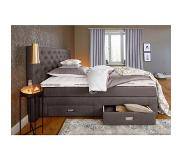 Guido Maria Kretschmer Home & Living GMK Home & Living boxspring »Aivi«, met laden