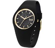 Ice-watch Ice Watch IW001356 ICE Glitter Black Unisex horloge