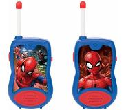 Lexibook 2 portofoons, »Walkie-Talkies Marvel Spider Man«