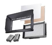 Walimex pro led foto/video square 312 b