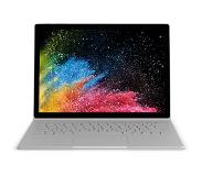 "Microsoft Surface Book 2 Zilver Hybride (2-in-1) 34,3 cm (13.5"") 3000 x 2000 Pixels Touchscreen 1,90 GHz Intel 8ste generatie Core i7 i7-8650U"