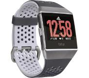fitbit Smartwatch FitBit Ionic adidas edition Zwart
