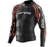 Orca RS1 Openwater Top Heren, black MT 2020 Wetsuits