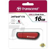 Transcend JetFlash V70 16GB USB 2.0