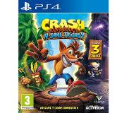 Activision Crash Bandicoot N-sane Trilogy PS4